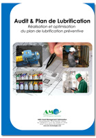 audit et plan de lubrification